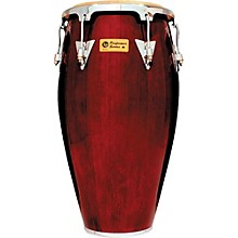 Performer Series Conga with Chrome Hardware 12.5 in. Tumba Dark Wood
