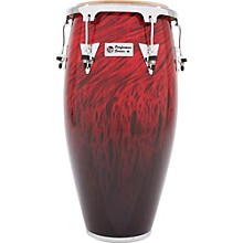 Performer Series Conga with Chrome Hardware 12.5 in. Tumba Red Fade