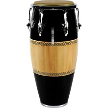 Performer Series Conga with Chrome Hardware Level 1 11 in. Quinto Black/Natural