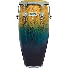 Performer Series Conga with Chrome Hardware Level 1 11 in. Quinto Blue Fade