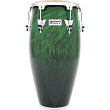 LP Performer Series Conga with Chrome Hardware Level 1 11 in. Quinto Green Fade