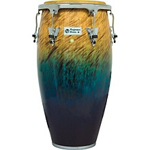 LP Performer Series Conga with Chrome Hardware Level 1 12.5 in. Tumba Blue Fade