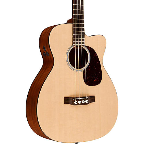 martin performing artist series bcpa4 4 string acoustic electric bass guitar natural guitar center. Black Bedroom Furniture Sets. Home Design Ideas