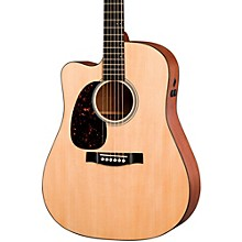 Martin Performing Artist Series DCPA4 Dreadnought Left-Handed Acoustic-Electric Guitar Level 1 Natural