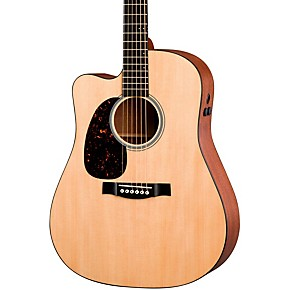 martin performing artist series dcpa4 dreadnought left handed acoustic electric guitar natural. Black Bedroom Furniture Sets. Home Design Ideas