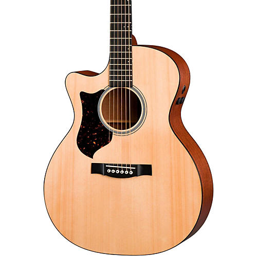 martin performing artist series gpcpa4 grand performance left handed acoustic electric guitar. Black Bedroom Furniture Sets. Home Design Ideas