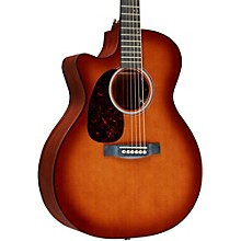 Martin Performing Artist Series GPCPA4 Shaded Top Grand Performance Left-Handed Acoustic-Electric Guitar