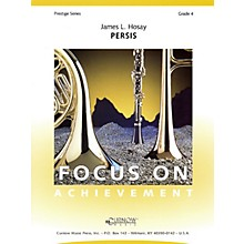 Curnow Music Persis (Grade 4 - Score and Parts) Concert Band Level 4 Composed by James L Hosay