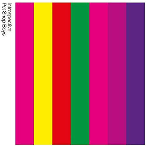 Alliance Pet Shop Boys - Introspective