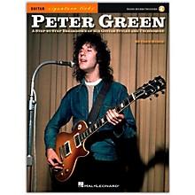 Hal Leonard Peter Green - Guitar Signature Licks Book/Audio Online
