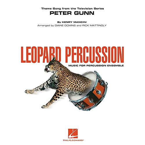 Hal Leonard Peter Gunn Concert Band Level 3 Arranged by Diane Downs