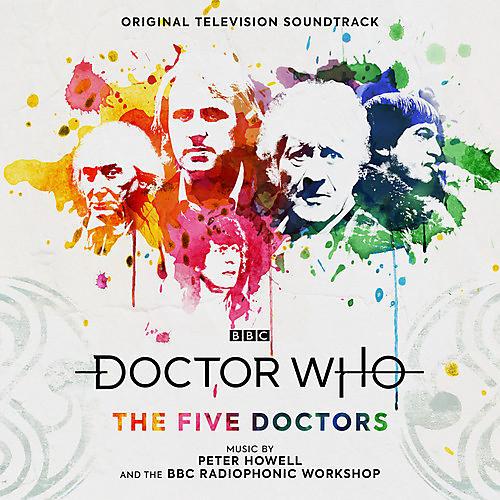 Alliance Peter Howell - Doctor Who: The Five Doctors (Original Soundtrack)