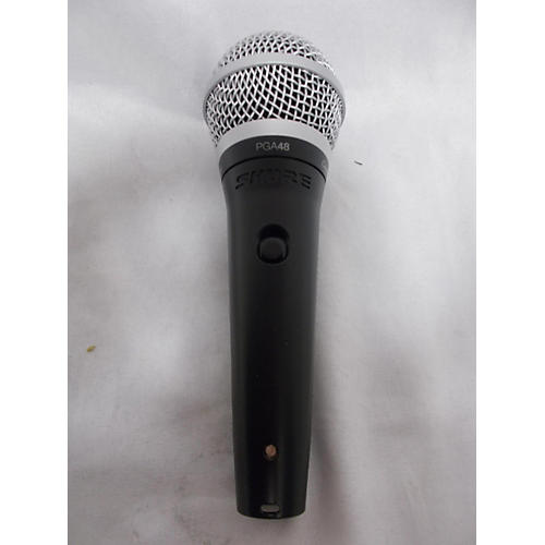 Shure Pga48 Dynamic Microphone
