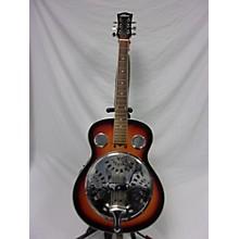 Pyle Pga48br Acoustic Electric Guitar