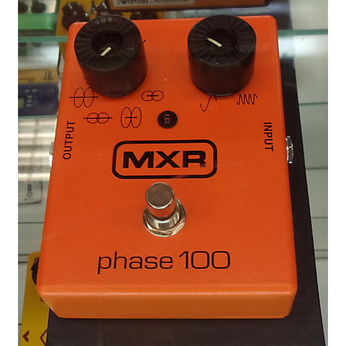 MXR Phase 100 Orange Effect Pedal