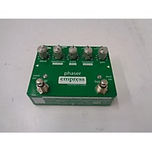 Empress Effects Phaser Effect Pedal