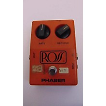 Ross Phaser Effect Pedal