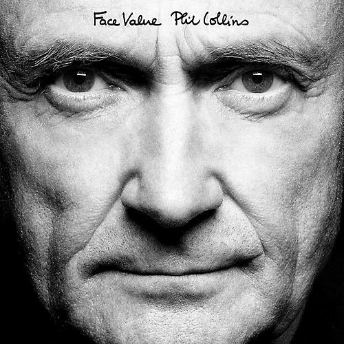 WEA Phil Collins Face Value LP
