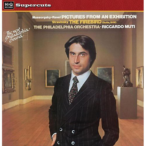 Alliance Philadelphia Orchestra - Pictures from An Exhibition & the Firebird