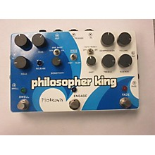 Pigtronix Philosophers King Effect Pedal