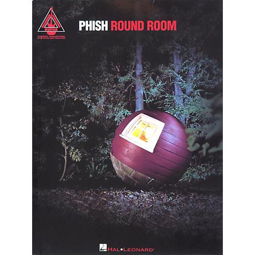 Hal Leonard Phish - Round Room Book