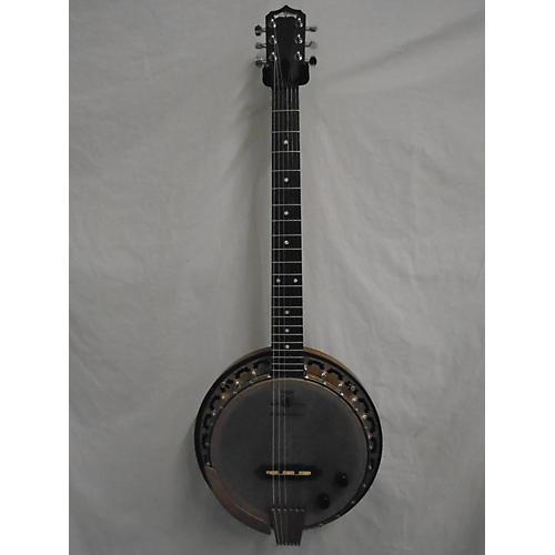 Deering Phoenix 6 String Acoustic-Electric Banjo