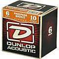 Dunlop Phosphor Bronze Acoustic Guitar Strings Xtra Light 6-Pack thumbnail