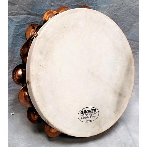 Phosphor Bronze Tambourine