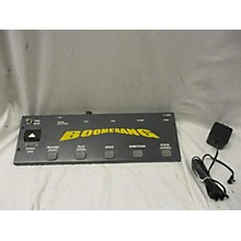 Boomerang Phrase Sampler V1 Pedal