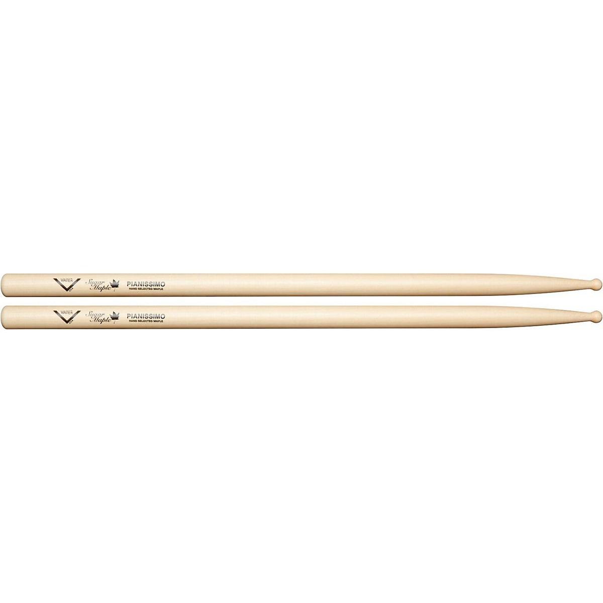 Vater Pianissimo Sugar Maple Drum Stick