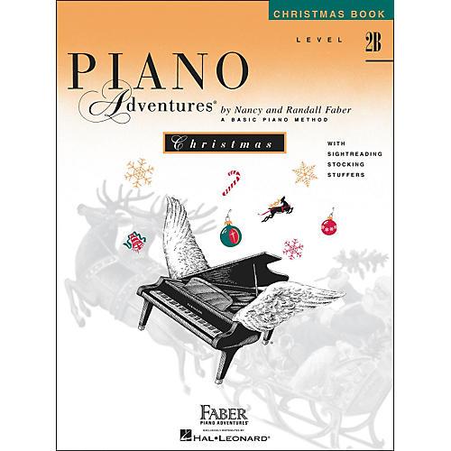 Faber Piano Adventures Piano Adventures Christmas Level 2B - Faber Piano