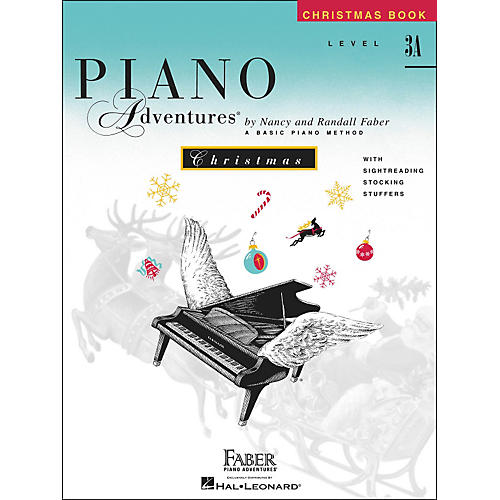 Faber Piano Adventures Piano Adventures Christmas Level 3A - Faber Piano