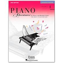Faber Piano Adventures Piano Adventures Lesson Book Level 1