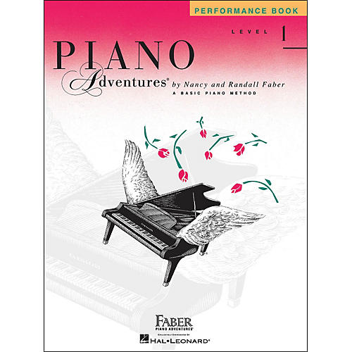 Faber Piano Adventures Piano Adventures Performance Book Level 1