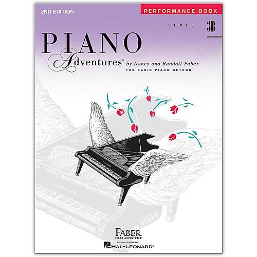 Faber Piano Adventures Piano Adventures Performance Book Level 3B