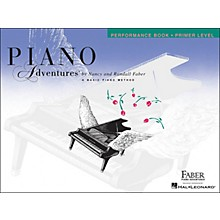 Faber Piano Adventures Piano Adventures Performance Book Primer Level