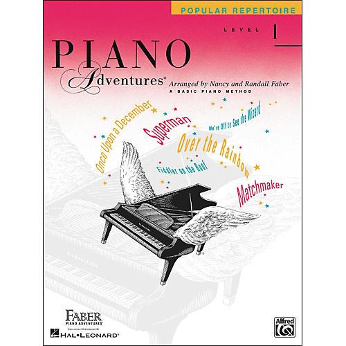 Faber Piano Adventures Piano Adventures Popular Repertoire Level 1 - Faber Piano