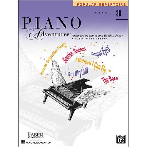 Faber Piano Adventures Piano Adventures Popular Repertoire Level 3 B - Faber Piano