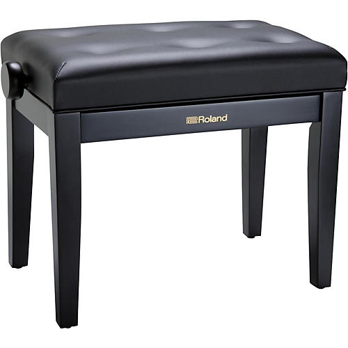 Roland Piano Bench With Cushioned Seat Guitar Center