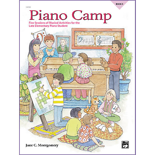 Alfred Piano Camp Book 3