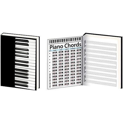 Pyramid America Piano Chords Premium Journal