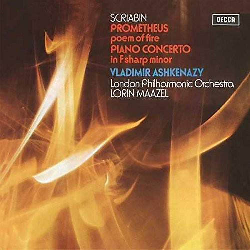 Alliance Piano Concerto / Prometheus