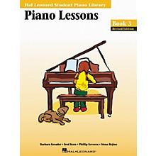 Hal Leonard Piano Lessons Book 3 Hal Leonard Student Piano Library