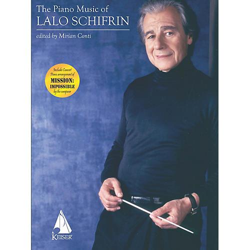 Lauren Keiser Music Publishing Piano Music of Lalo Schifrin