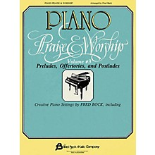 Fred Bock Music Piano Praise and Worship #3 (Arr. Fred Bock) Fred Bock Publications Series