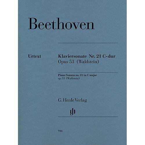 Hal Leonard Piano Sonata No. 21 Op. 53 in C Major (Waldstein)