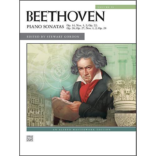 Alfred Piano Sonatas Volume 2 (Nos. 9-15) Volume 2 (Nos. 9-15)