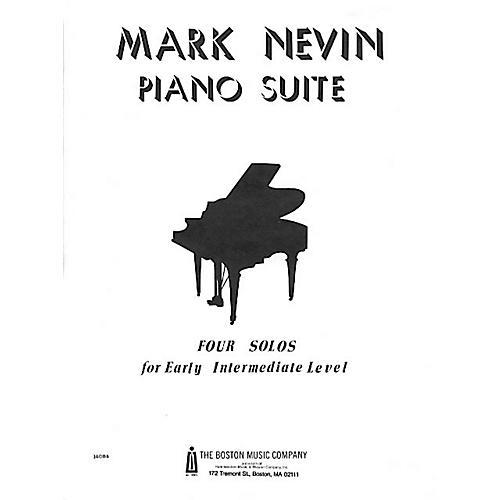 Boston Music Piano Suite for Intermediate Solos Music Sales America Series