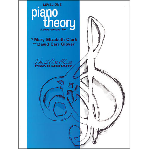 Alfred Piano Theory Level 1