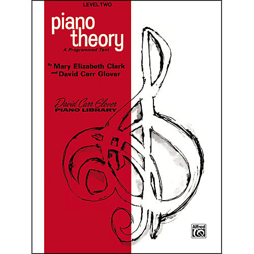 Alfred Piano Theory Level 2